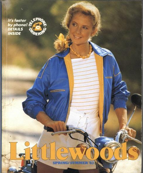 1983 Littlewoods Spring/Summer
