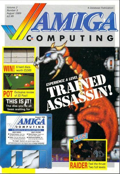 Amiga Computing Aug 1989