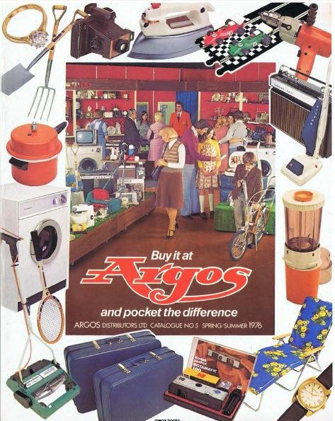 1976 Argos Spring/Summer
