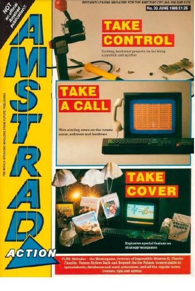 Amstrad Action June 1988