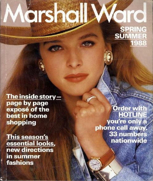 1988 Marshall Ward Spring/Summer