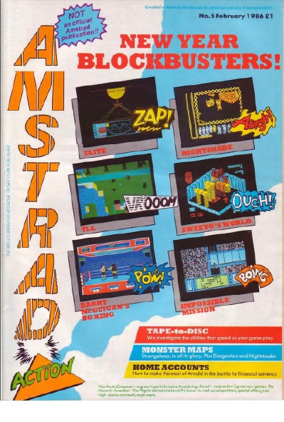 Amstrad Action Feb 1986