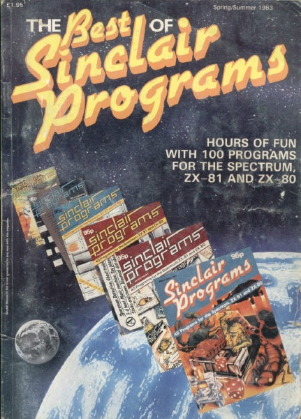 The Best of Sinclair Programs Spring/Summer 1983