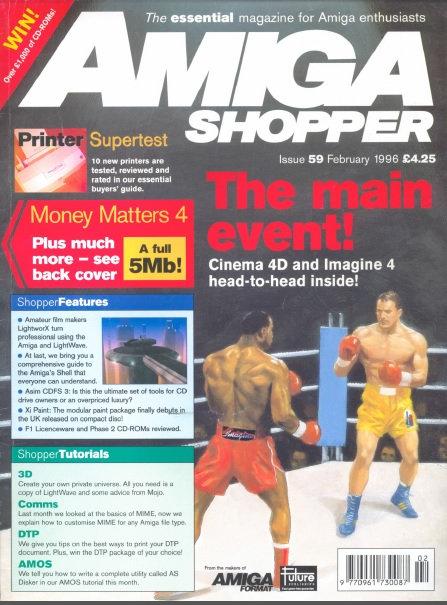 February 1996 Amiga Shopper