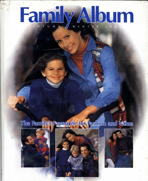 1994-1995 Family Album Autumn/Winter
