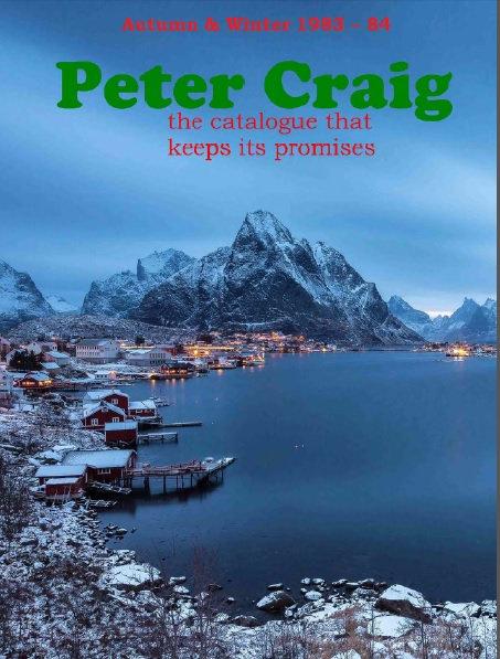 1983-1984 Peter Craig Autumn/Winter