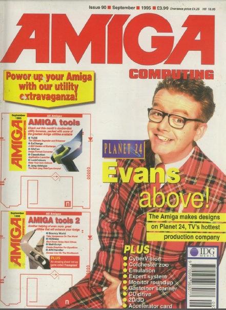 Amiga Computing Sep 1995