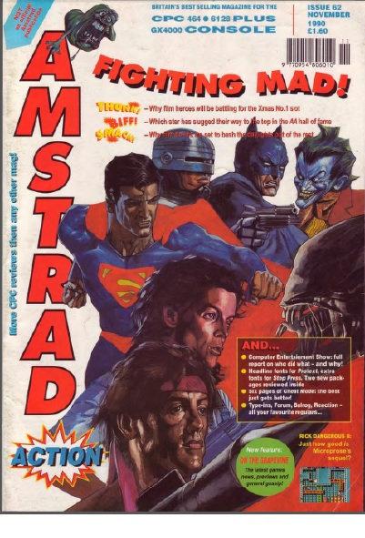 Amstrad Action Nov 1990