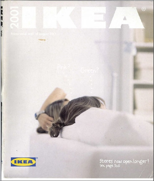 2001 IKEA UK