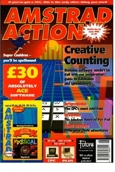 Amstrad Action June 1993