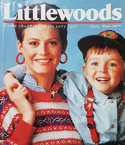 1989-1990 Littlewoods Autumn/Winter