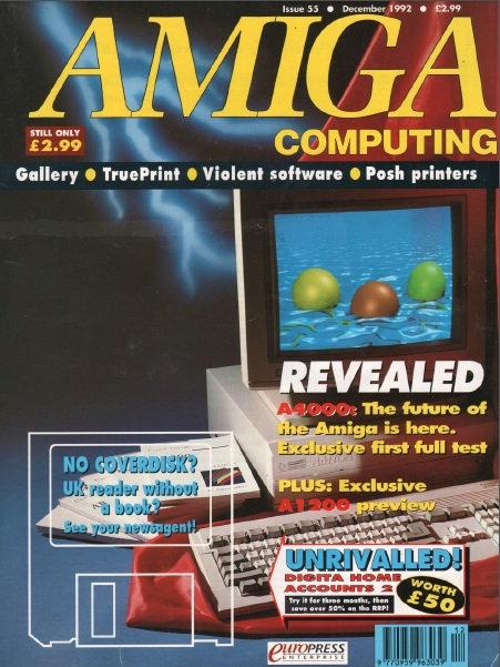 Amiga Computing Dec 1992