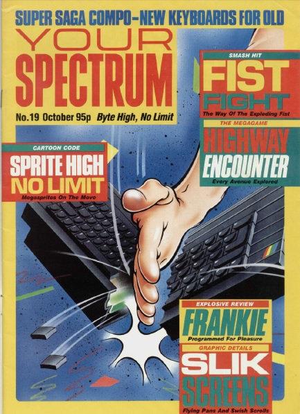 Your Spectrum Oct 1985