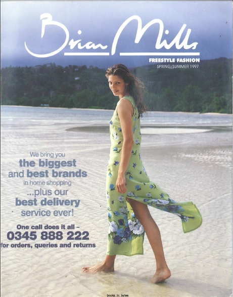 1997 Brian Mills Spring/Summer