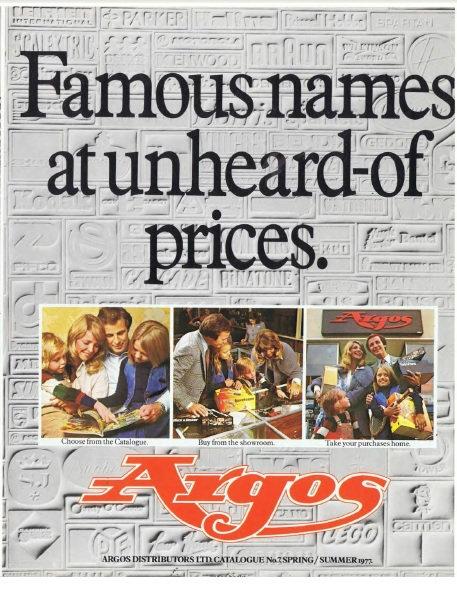 1977 Argos Spring/Summer