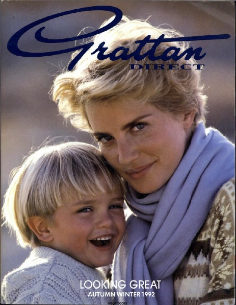 1992-1993 Grattan Autumn/Winter