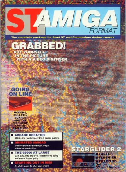 ST Amiga Format Oct 1988