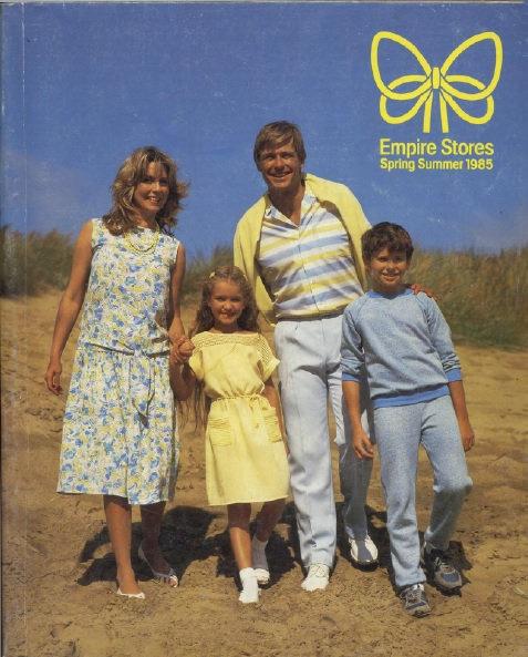 1985 Empire Stores Spring/Summer