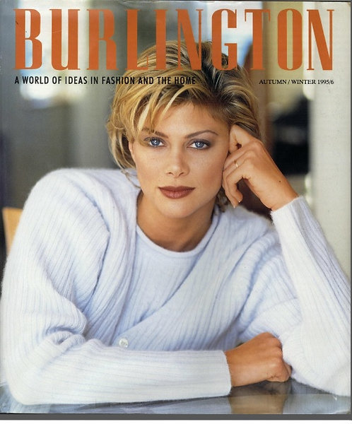 1995-1996 Burlington Autumn/Winter