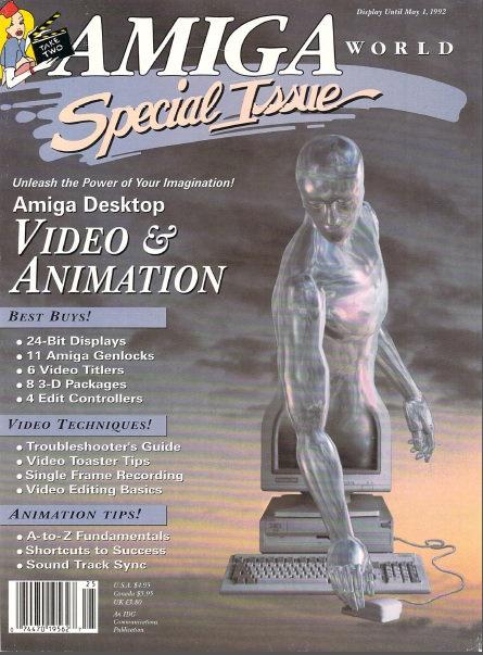 Amiga World 1992 Special Issue