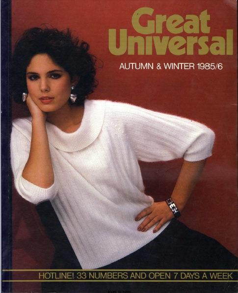 1985-1986 Great Universal Autumn/Winter