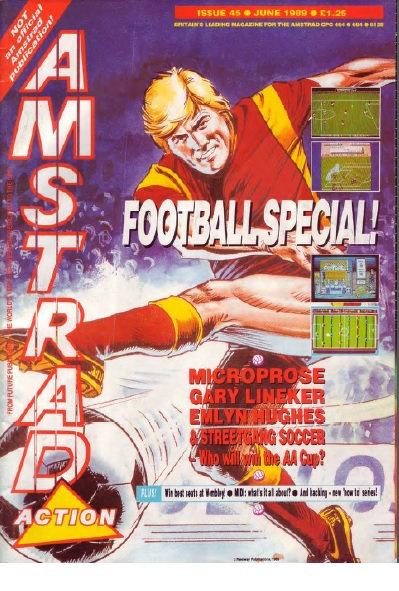Amstrad Action June 1989