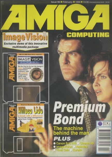 Amiga Computing Feb 1996