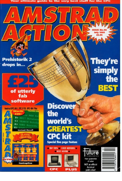 Amstrad Action July 1993