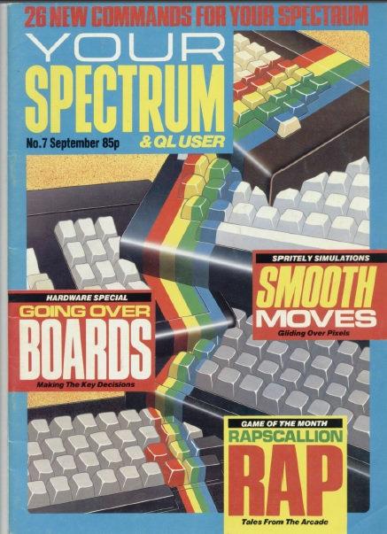 Your Spectrum Sep 1984
