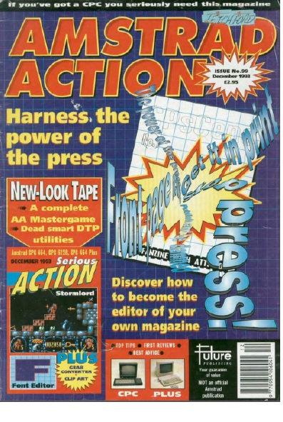 Amstrad Action Dec 1993