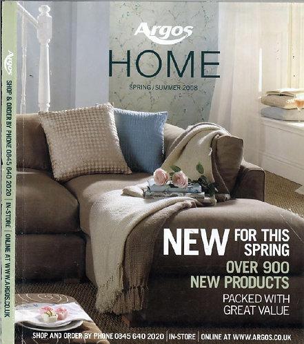 2008 Argos Home Spring/Summer