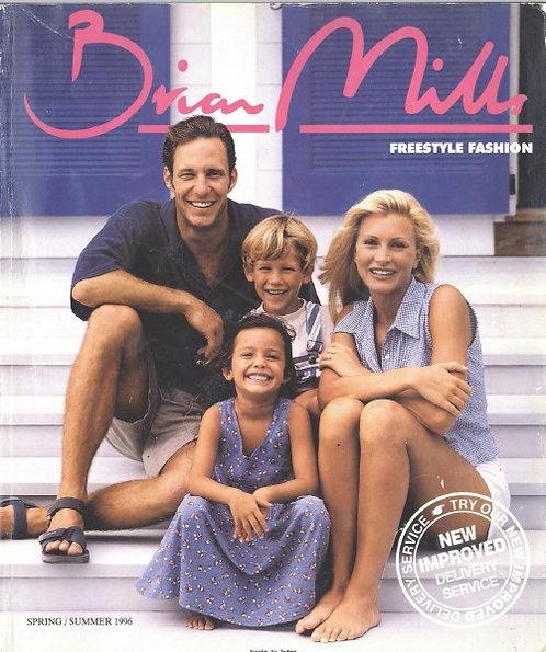 1996 Brian Mills Spring/Summer
