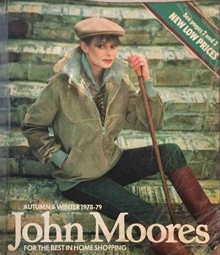 1978-1979 John Moores Autumn/Winter
