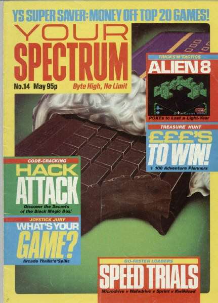 Your Spectrum May 1985