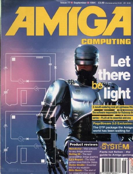 Amiga Computing Sep 1994