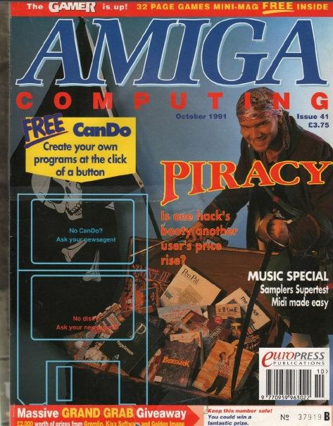 Amiga Computing Oct 1991
