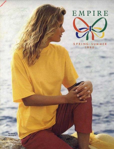 1990 Empire Stores Spring/Summer