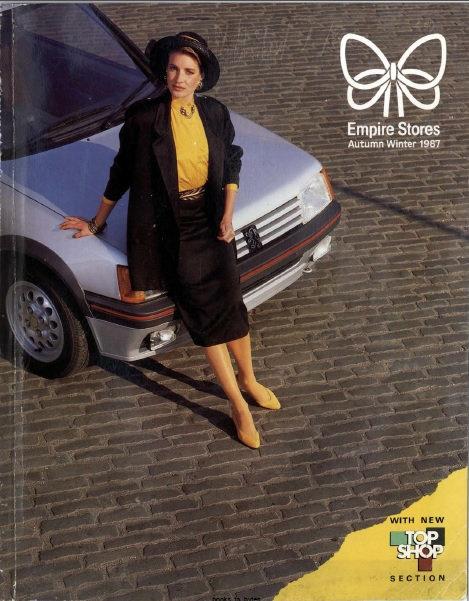 1987-1988 Empire Stores Autumn/Winter