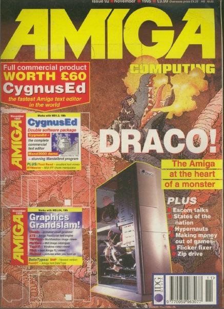 Amiga Computing Nov 1995