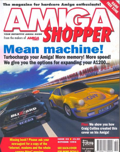 October 1994 Amiga Shopper