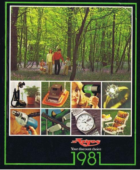 1981 Argos Spring/Summer