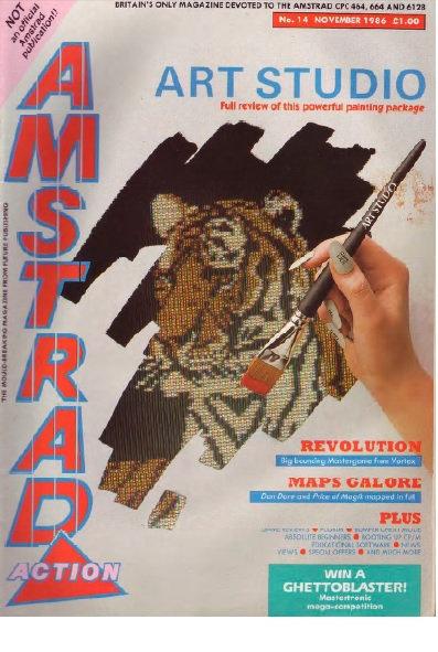 Amstrad Action Nov 1986