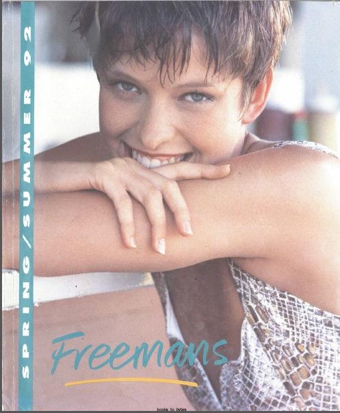 1992 Freemans Spring/Summer