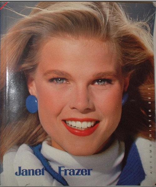 1986-1987 Janet Frazer Autumn/Winter