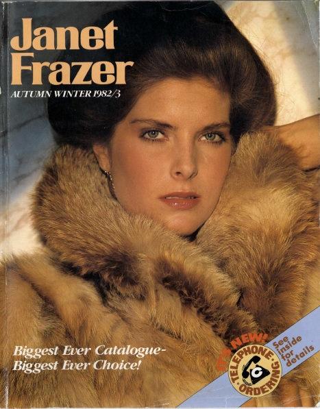 1982-1983 Janet Frazer Autumn/Winter