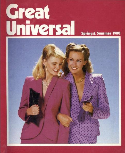 1980 Great Universal Spring/Summer