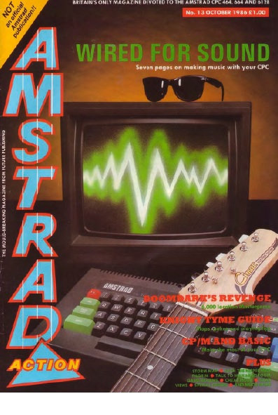 Amstrad Action Oct 1986