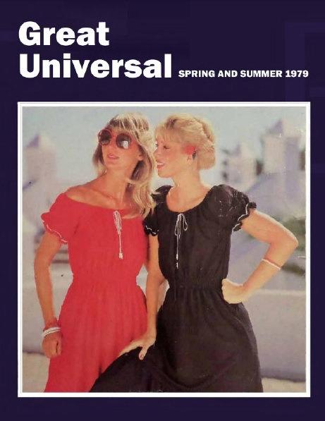 1979 Great Universal Spring/Summer