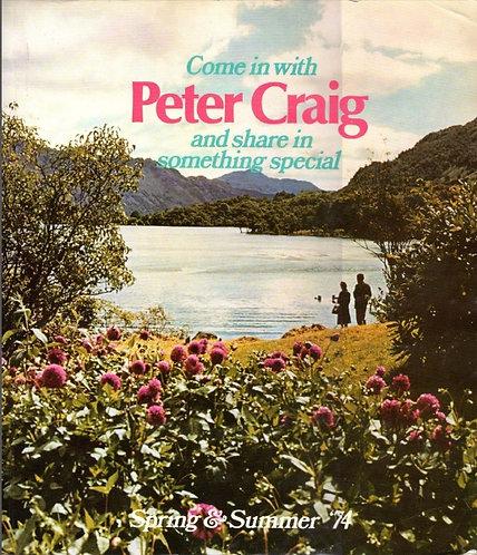 1974 Peter Craig Spring/Summer