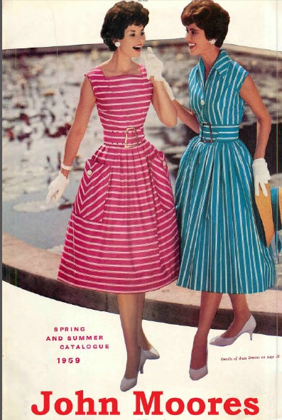 1959 John Moores Spring/Summer